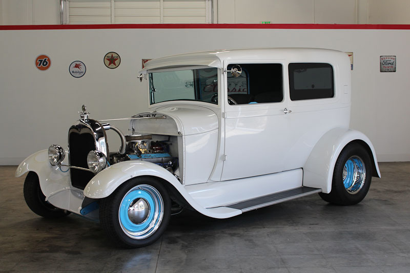 1928 Ford Model A Tudor 2 Door Sedan for sale