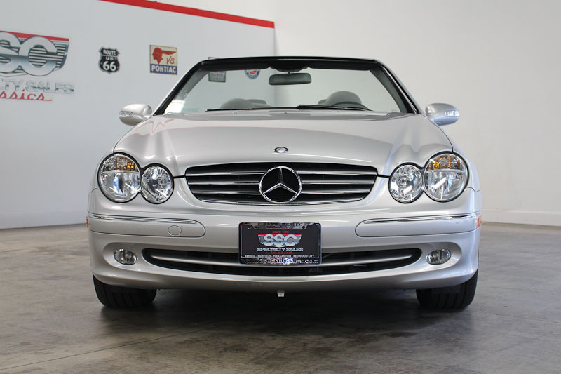 2005 Mercedes-Benz CLK320 No trim field 2 Door Convertible for sale