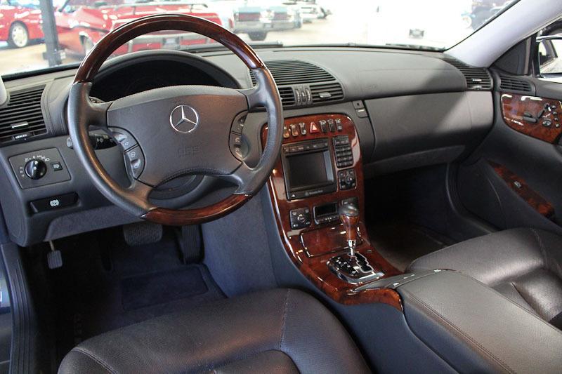 2002 Mercedes-Benz CL55 No trim field 2 Door Coupe for sale