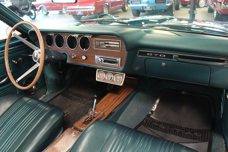1967 Pontiac GTO No trim field 2 Door Convertible for sale