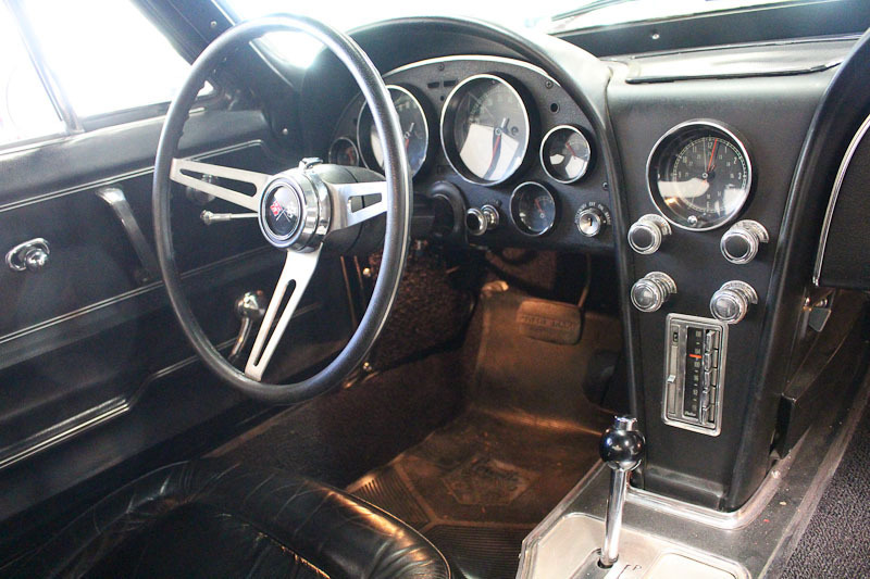 1967 Chevrolet Corvette Sting Ray 2 Door Fastback Coupe for sale