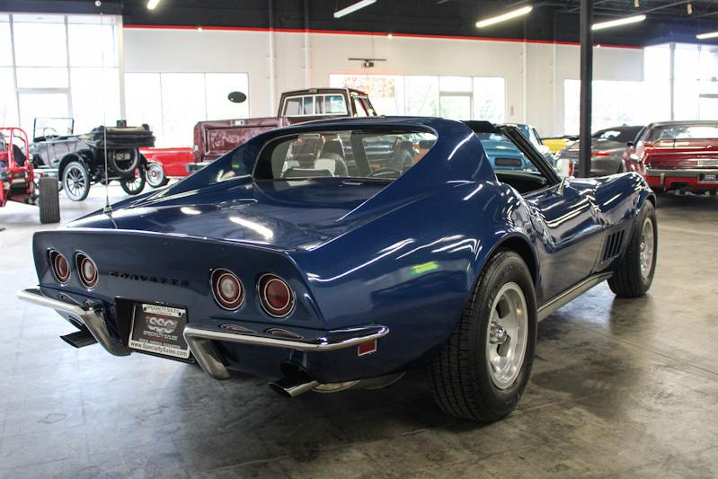 1969 Chevrolet Corvette No trim field 2 Door Coupe for sale