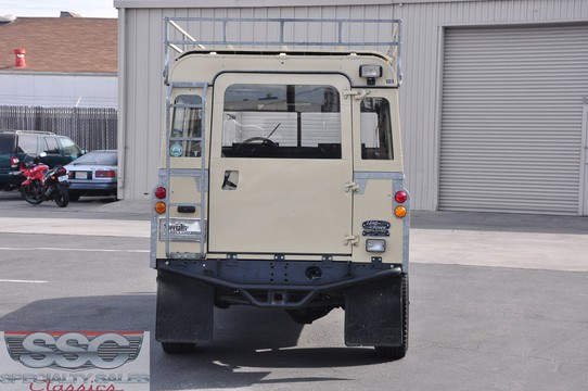 Land Rover - Vehicles - Specialty Sales Classics