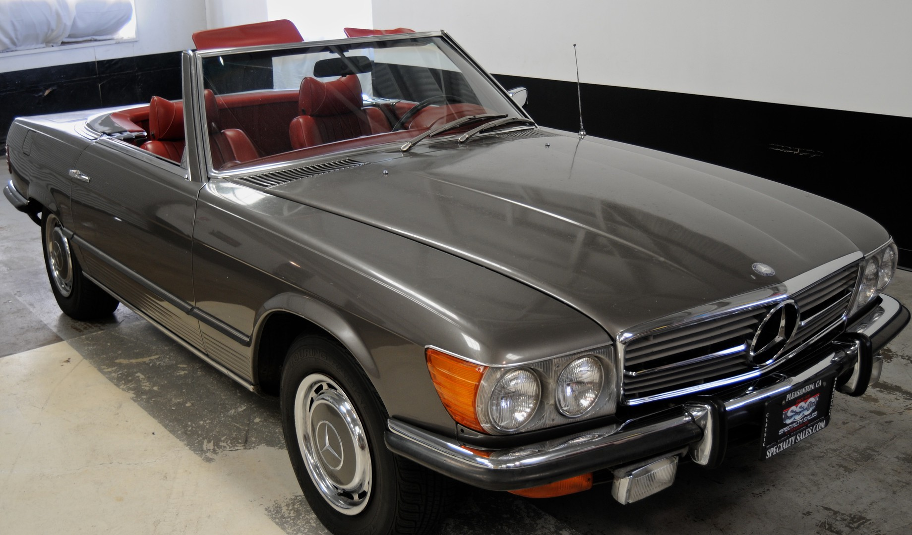 Mercedes benz vehicles specialty sales classics for 1972 mercedes benz