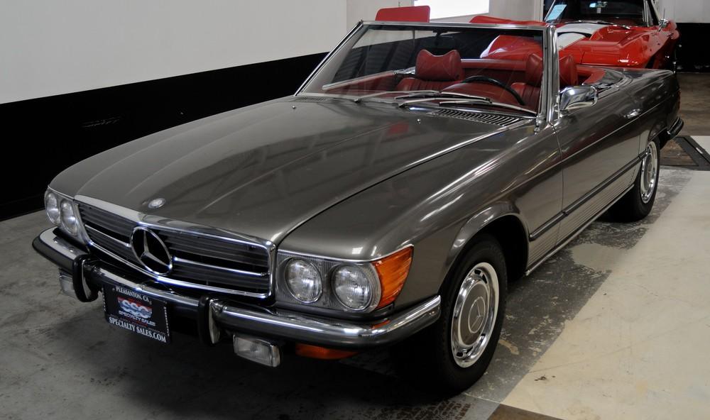 Mercedes benz vehicles specialty sales classics for 1972 mercedes benz 350 sl
