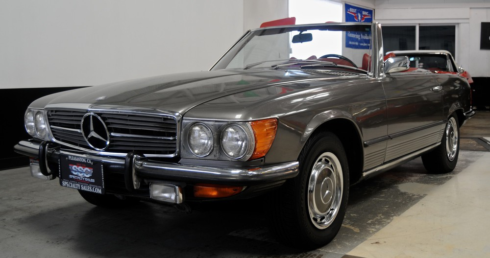 Mercedes benz vehicles specialty sales classics for Fields mercedes benz